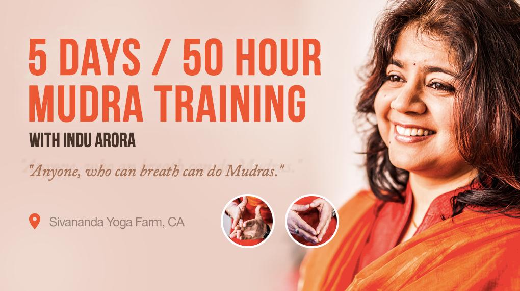 Mudras - 50hr training - details